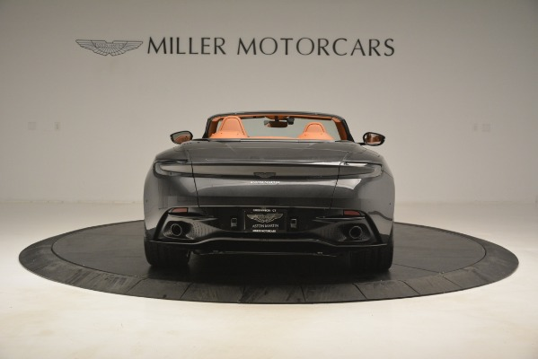 Used 2019 Aston Martin DB11 V8 Volante for sale Sold at Pagani of Greenwich in Greenwich CT 06830 5