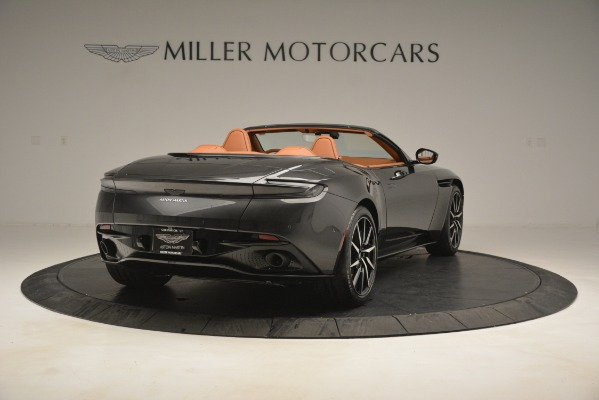 Used 2019 Aston Martin DB11 V8 Volante for sale Sold at Pagani of Greenwich in Greenwich CT 06830 6