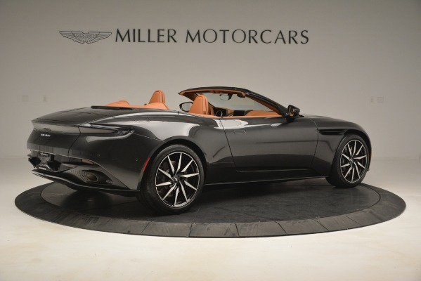 Used 2019 Aston Martin DB11 V8 Volante for sale Sold at Pagani of Greenwich in Greenwich CT 06830 7