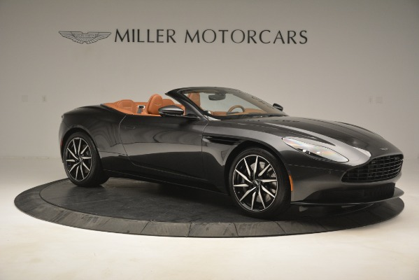 Used 2019 Aston Martin DB11 V8 Volante for sale Sold at Pagani of Greenwich in Greenwich CT 06830 9