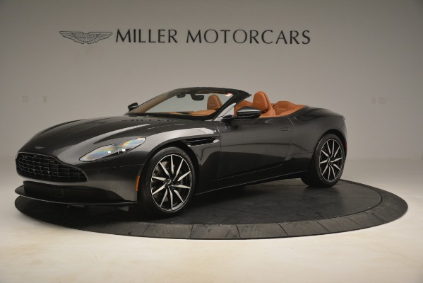 Used 2019 Aston Martin DB11 V8 Volante for sale Sold at Pagani of Greenwich in Greenwich CT 06830 1