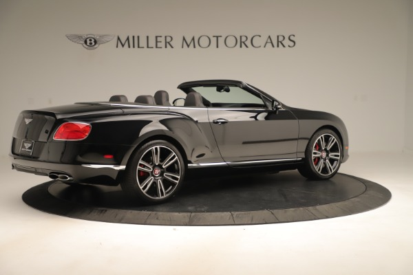 Used 2014 Bentley Continental GT V8 for sale Sold at Pagani of Greenwich in Greenwich CT 06830 8