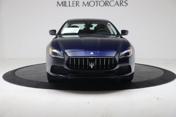 New 2019 Maserati Quattroporte S Q4 for sale Sold at Pagani of Greenwich in Greenwich CT 06830 12
