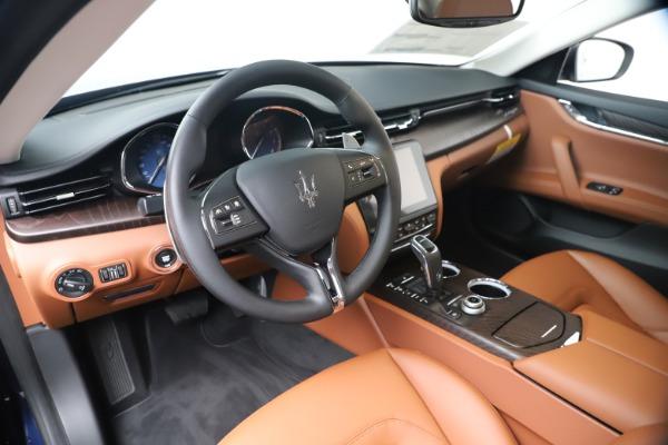 New 2019 Maserati Quattroporte S Q4 for sale Sold at Pagani of Greenwich in Greenwich CT 06830 15