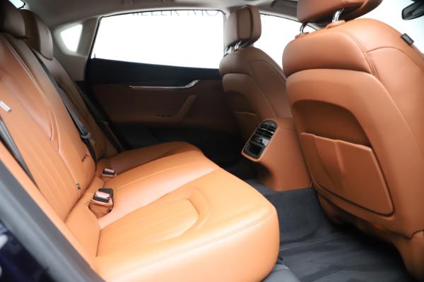 New 2019 Maserati Quattroporte S Q4 for sale Sold at Pagani of Greenwich in Greenwich CT 06830 27