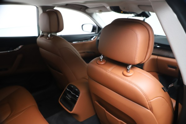 New 2019 Maserati Quattroporte S Q4 for sale Sold at Pagani of Greenwich in Greenwich CT 06830 28