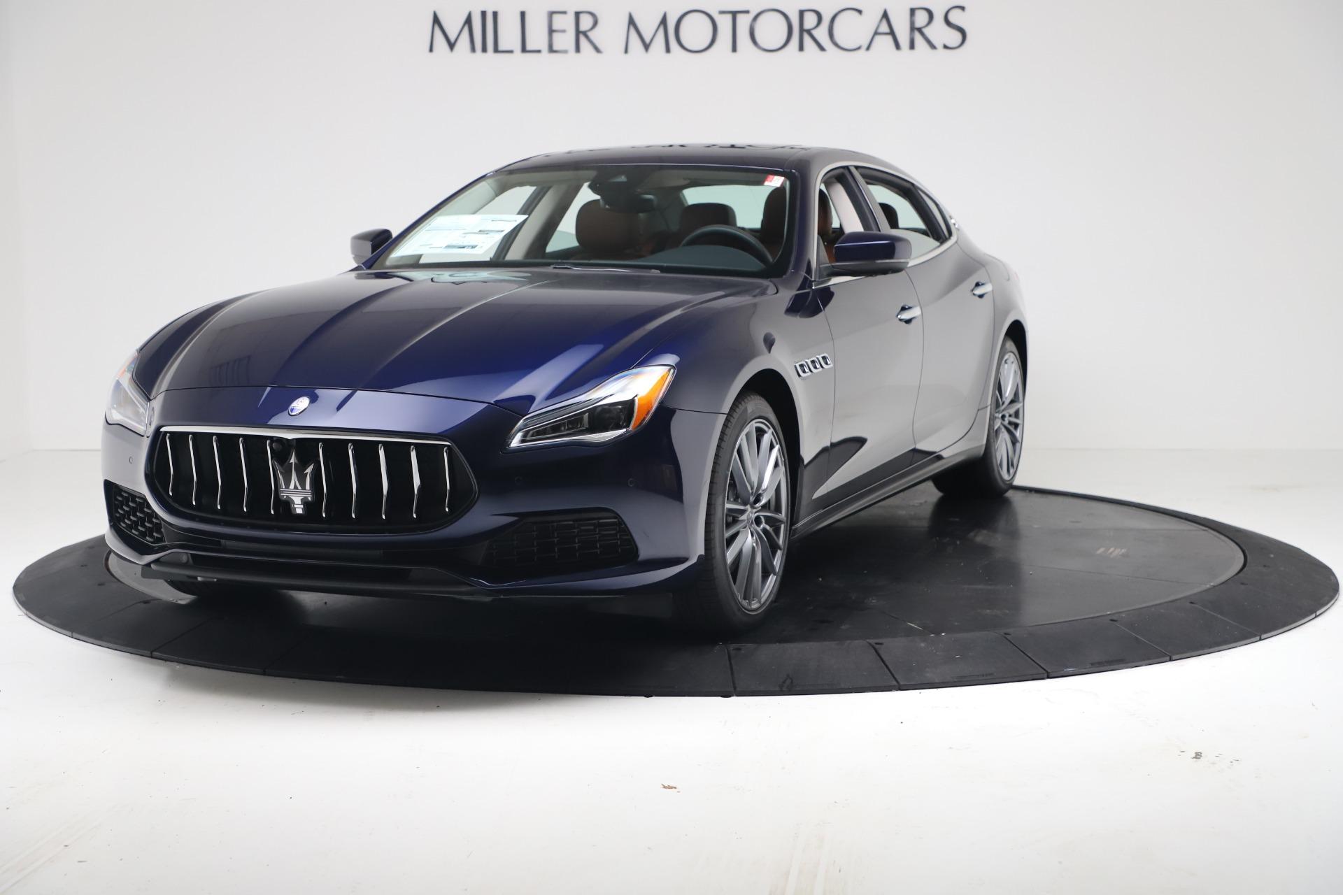 New 2019 Maserati Quattroporte S Q4 for sale Sold at Pagani of Greenwich in Greenwich CT 06830 1