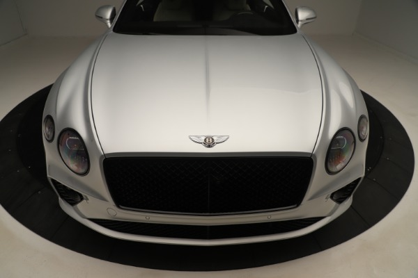 Used 2020 Bentley Continental GT V8 First Edition for sale $269,635 at Pagani of Greenwich in Greenwich CT 06830 13