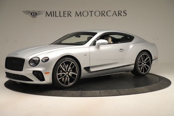New 2020 Bentley Continental GT V8 First Edition for sale Sold at Pagani of Greenwich in Greenwich CT 06830 2