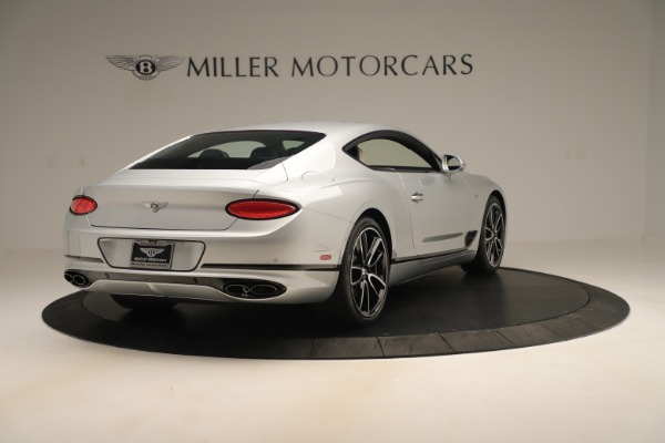 Used 2020 Bentley Continental GT V8 First Edition for sale $269,635 at Pagani of Greenwich in Greenwich CT 06830 7