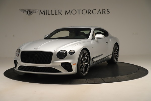 New 2020 Bentley Continental GT V8 First Edition for sale Sold at Pagani of Greenwich in Greenwich CT 06830 1