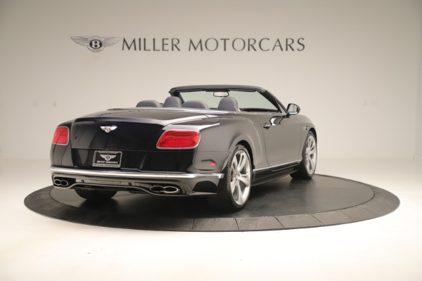 Used 2017 Bentley Continental GT V8 S for sale Sold at Pagani of Greenwich in Greenwich CT 06830 7