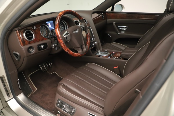 Used 2015 Bentley Flying Spur V8 for sale Sold at Pagani of Greenwich in Greenwich CT 06830 16