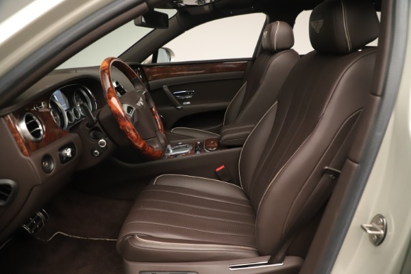 Used 2015 Bentley Flying Spur V8 for sale Sold at Pagani of Greenwich in Greenwich CT 06830 17