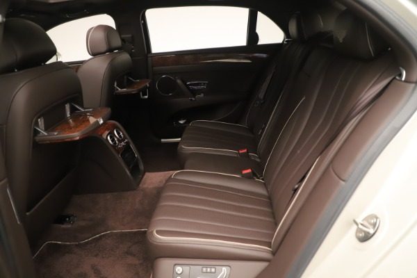Used 2015 Bentley Flying Spur V8 for sale Sold at Pagani of Greenwich in Greenwich CT 06830 21