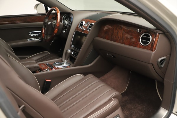 Used 2015 Bentley Flying Spur V8 for sale Sold at Pagani of Greenwich in Greenwich CT 06830 24