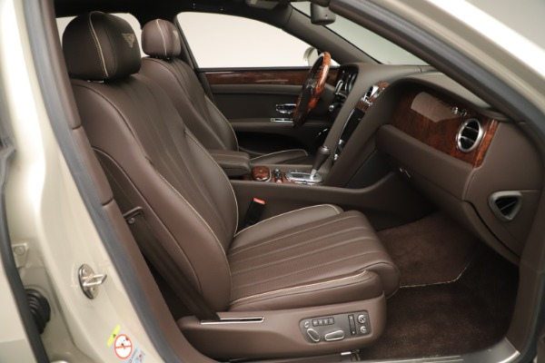 Used 2015 Bentley Flying Spur V8 for sale Sold at Pagani of Greenwich in Greenwich CT 06830 25