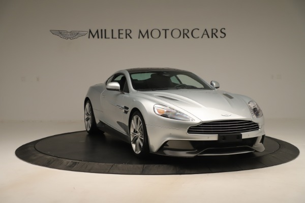 Used 2014 Aston Martin Vanquish Coupe for sale $116,900 at Pagani of Greenwich in Greenwich CT 06830 10