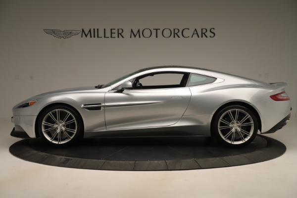 Used 2014 Aston Martin Vanquish Coupe for sale $116,900 at Pagani of Greenwich in Greenwich CT 06830 2