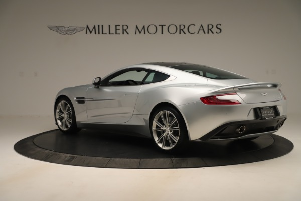 Used 2014 Aston Martin Vanquish Coupe for sale $119,900 at Pagani of Greenwich in Greenwich CT 06830 3