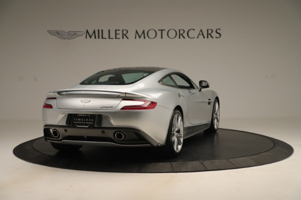 Used 2014 Aston Martin Vanquish Coupe for sale $116,900 at Pagani of Greenwich in Greenwich CT 06830 6