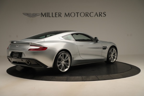 Used 2014 Aston Martin Vanquish Coupe for sale $116,900 at Pagani of Greenwich in Greenwich CT 06830 7