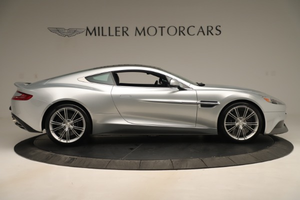 Used 2014 Aston Martin Vanquish Coupe for sale $116,900 at Pagani of Greenwich in Greenwich CT 06830 8