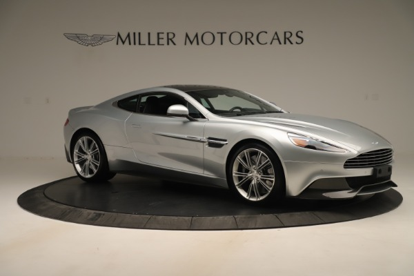 Used 2014 Aston Martin Vanquish Coupe for sale $116,900 at Pagani of Greenwich in Greenwich CT 06830 9