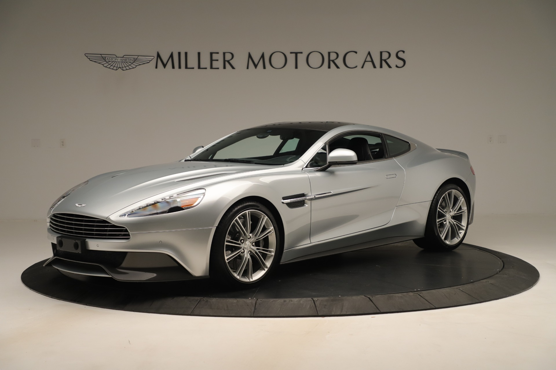 Used 2014 Aston Martin Vanquish Coupe for sale $116,900 at Pagani of Greenwich in Greenwich CT 06830 1