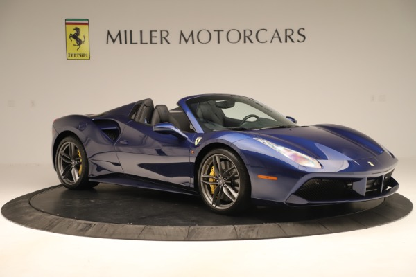 Used 2019 Ferrari 488 Spider for sale Sold at Pagani of Greenwich in Greenwich CT 06830 10