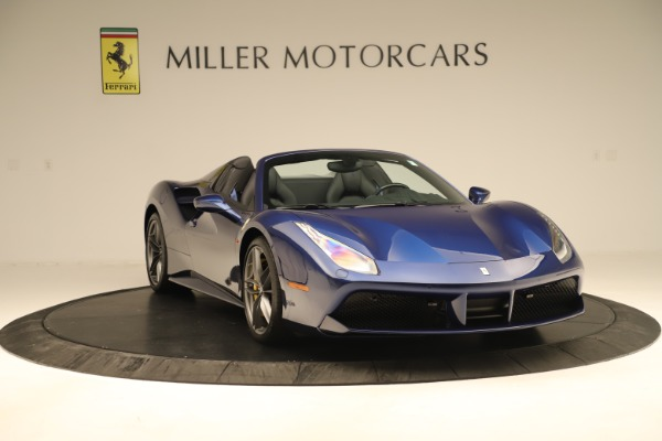 Used 2019 Ferrari 488 Spider for sale Sold at Pagani of Greenwich in Greenwich CT 06830 11