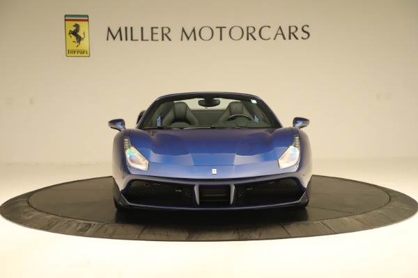Used 2019 Ferrari 488 Spider for sale Sold at Pagani of Greenwich in Greenwich CT 06830 12