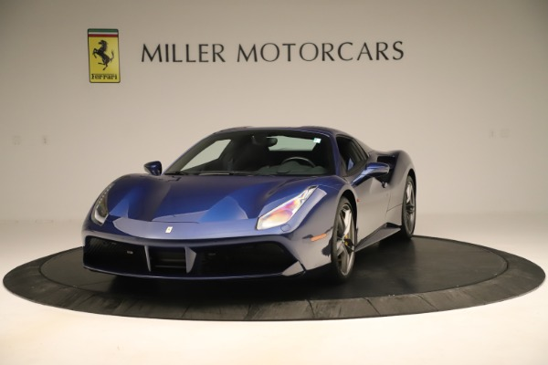 Used 2019 Ferrari 488 Spider for sale Sold at Pagani of Greenwich in Greenwich CT 06830 13