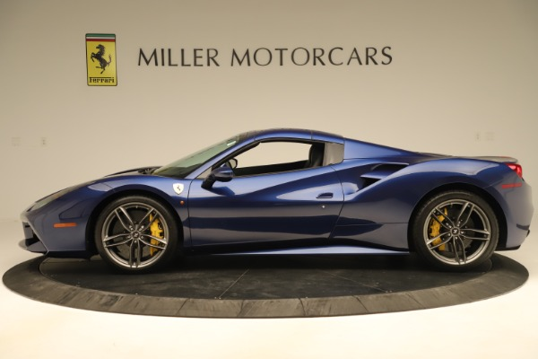 Used 2019 Ferrari 488 Spider for sale Sold at Pagani of Greenwich in Greenwich CT 06830 14