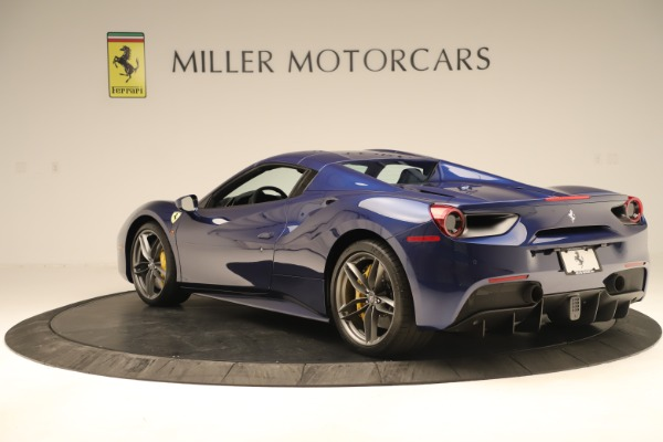 Used 2019 Ferrari 488 Spider for sale Sold at Pagani of Greenwich in Greenwich CT 06830 15