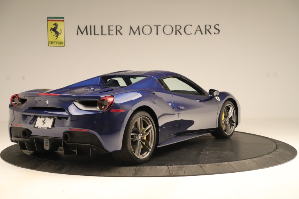 Used 2019 Ferrari 488 Spider for sale Sold at Pagani of Greenwich in Greenwich CT 06830 16