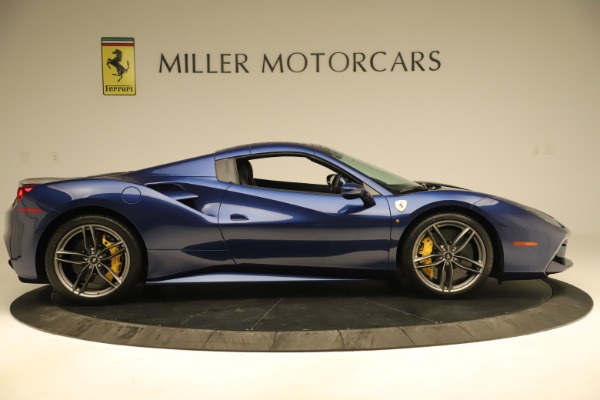 Used 2019 Ferrari 488 Spider for sale Sold at Pagani of Greenwich in Greenwich CT 06830 17