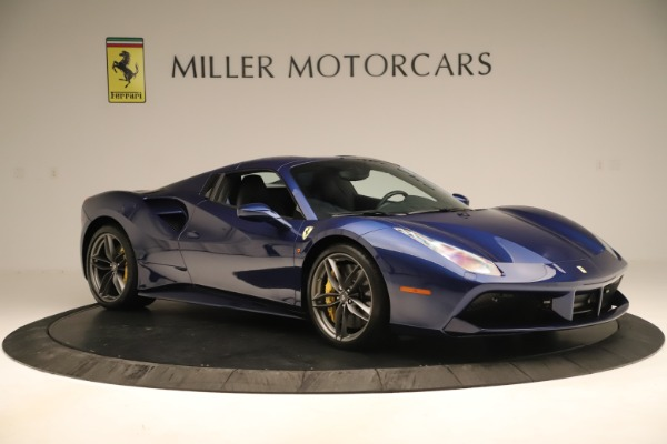 Used 2019 Ferrari 488 Spider for sale Sold at Pagani of Greenwich in Greenwich CT 06830 18