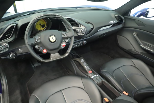 Used 2019 Ferrari 488 Spider for sale Sold at Pagani of Greenwich in Greenwich CT 06830 19