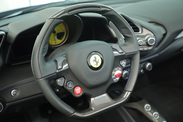 Used 2019 Ferrari 488 Spider for sale Sold at Pagani of Greenwich in Greenwich CT 06830 26