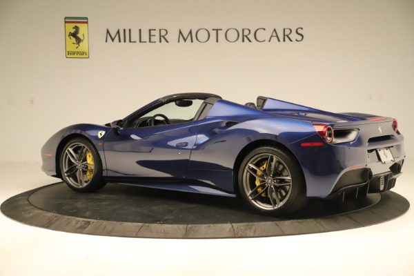 Used 2019 Ferrari 488 Spider for sale Sold at Pagani of Greenwich in Greenwich CT 06830 4