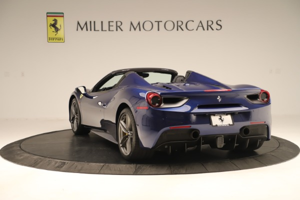 Used 2019 Ferrari 488 Spider for sale Sold at Pagani of Greenwich in Greenwich CT 06830 5