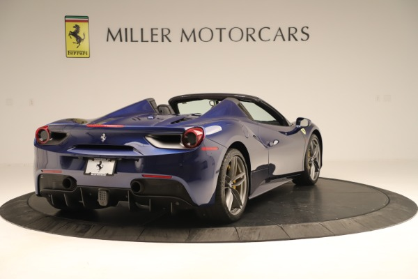 Used 2019 Ferrari 488 Spider for sale Sold at Pagani of Greenwich in Greenwich CT 06830 7