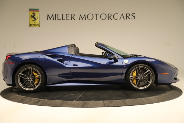 Used 2019 Ferrari 488 Spider for sale Sold at Pagani of Greenwich in Greenwich CT 06830 9