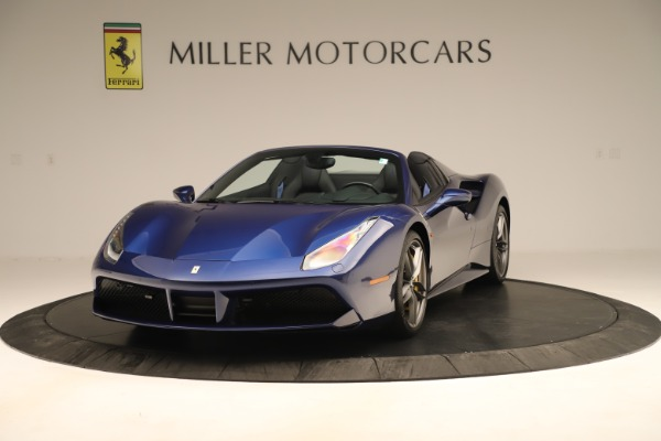 Used 2019 Ferrari 488 Spider for sale Sold at Pagani of Greenwich in Greenwich CT 06830 1