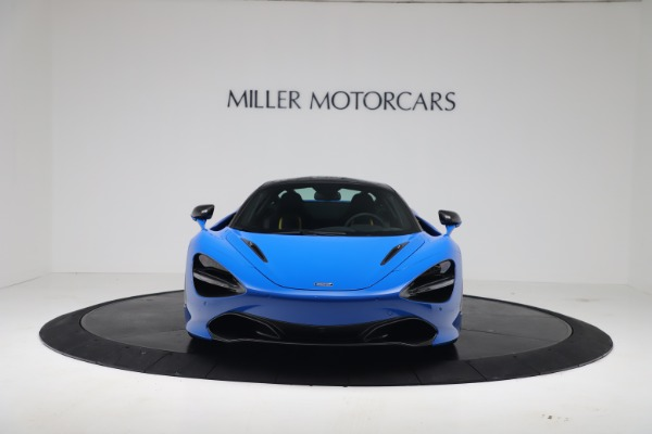 New 2019 McLaren 720S Coupe for sale Sold at Pagani of Greenwich in Greenwich CT 06830 11