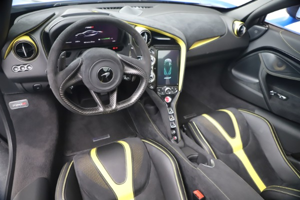 New 2019 McLaren 720S Coupe for sale Sold at Pagani of Greenwich in Greenwich CT 06830 16