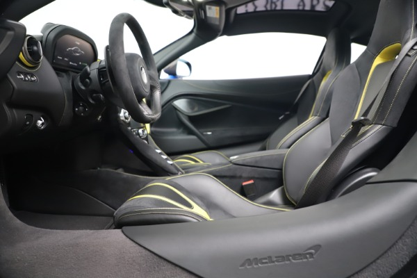 New 2019 McLaren 720S Coupe for sale Sold at Pagani of Greenwich in Greenwich CT 06830 17