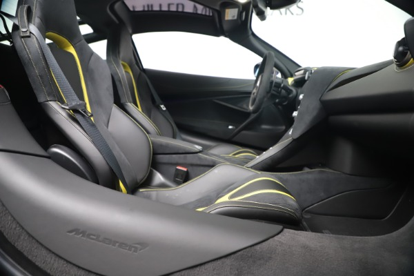 New 2019 McLaren 720S Coupe for sale Sold at Pagani of Greenwich in Greenwich CT 06830 22