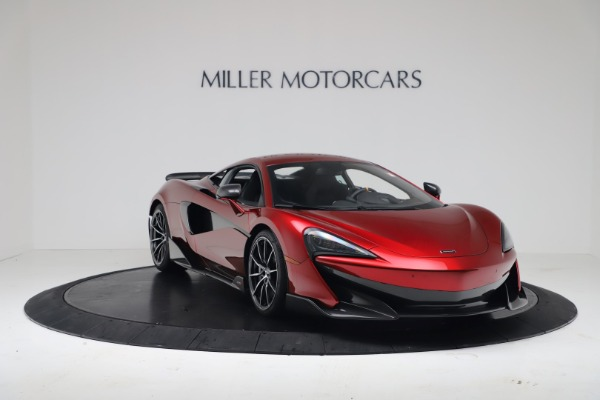 New 2019 McLaren 600LT Luxury for sale $285,236 at Pagani of Greenwich in Greenwich CT 06830 10